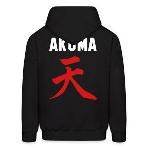 AKUMA (HEAVEN) RED - HOODIE - Men's Hoodie