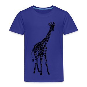 Toddler T Giraffe - Toddler Premium T-Shirt