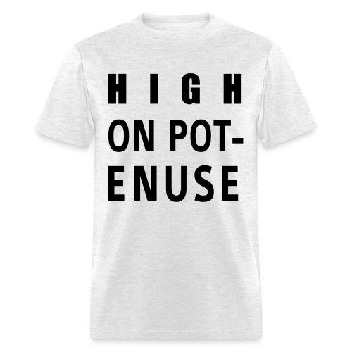 Tee white High - Men's T-Shirt