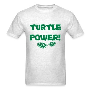 Men's T Turtle Power - Men's T-Shirt