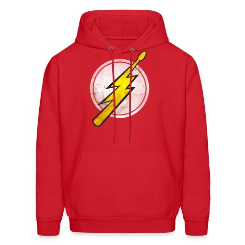 Flash Drummer - Guyz - Men's Hoodie
