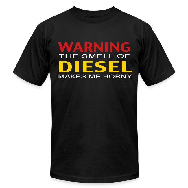 The Smell of Diesel