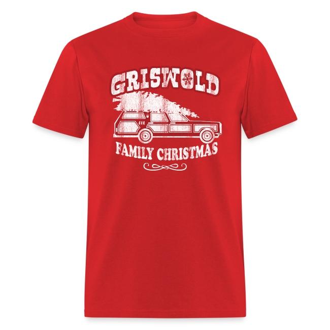 Family Christmas Shirts.Griswold Family Christmas Shirt Men S T Shirt