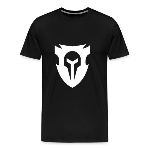 Justus Mens Shirt w/ Name (3XL+) - Men's Premium T-Shirt