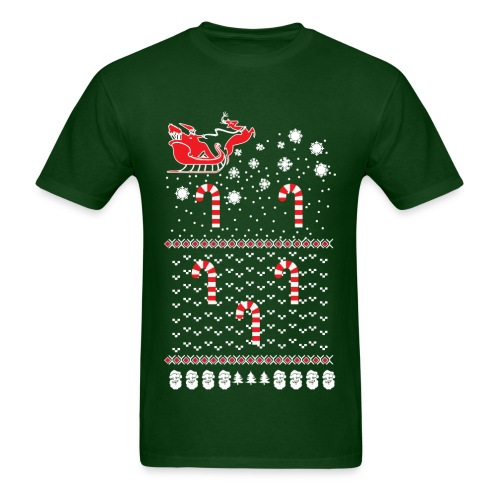 UGLY SWEATER - Men's T-Shirt