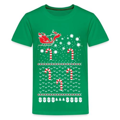 UGLY SWEATER - Kids' Premium T-Shirt