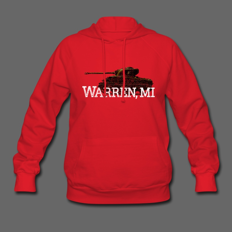 Warren, Michigan - Women's Hoodie