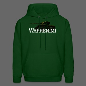 Warren, Michigan - Men's Hoodie