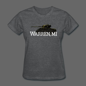 Warren, Michigan - Women's T-Shirt