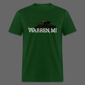 Warren, Michigan - Men's T-Shirt