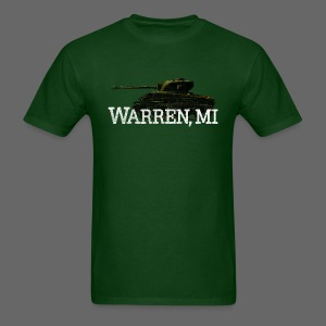 Warren, Michigan - Men's T-Shirt