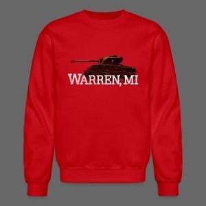 Warren, Michigan - Crewneck Sweatshirt