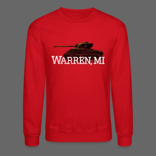 Warren, Michigan - Crewneck Sweatshirt