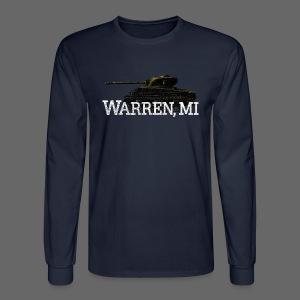 Warren, Michigan - Men's Long Sleeve T-Shirt