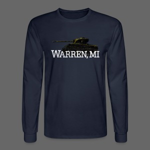 Warren, Michigan - Men's Long Sleeve T-Shirt