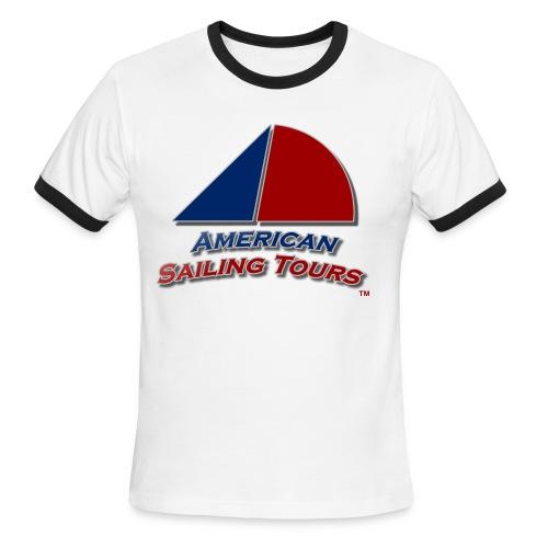 AST Ring T - Men's Ringer T-Shirt