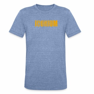 Iconium - Unisex Tri-Blend T-Shirt by American Apparel