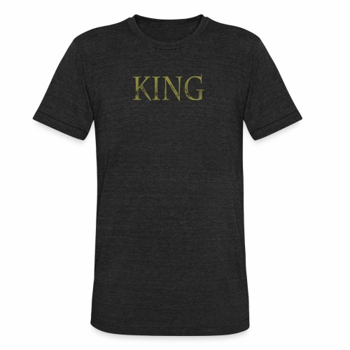 King/Priest - Unisex Tri-Blend T-Shirt