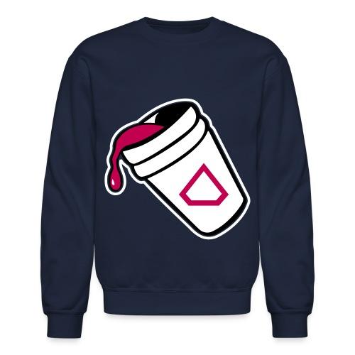 Trippy Cup - Crewneck Sweatshirt
