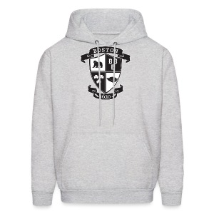 A Boston Crest - Men's Hoodie