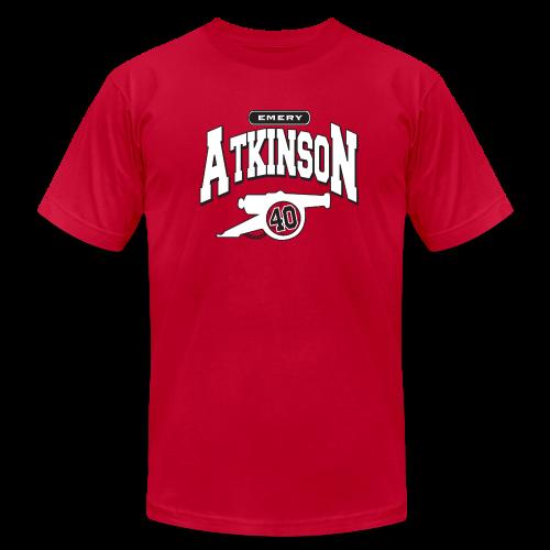 Emery Atkinson Cannon - Men's  Jersey T-Shirt