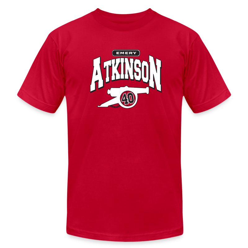 Emery Atkinson Cannon - Men's Fine Jersey T-Shirt