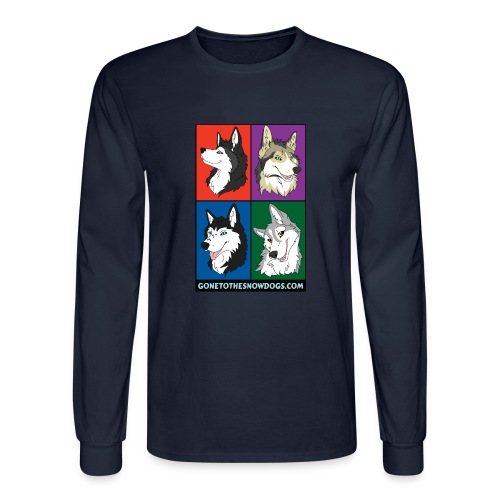 The Pack - Men's Long Sleeve - Men's Long Sleeve T-Shirt