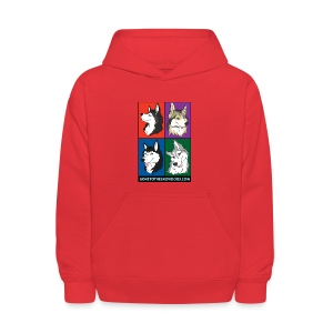 The Pack - Children's Hooded Sweatshirt - Kids' Hoodie