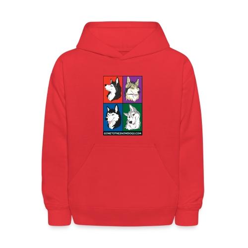 The Pack - Children's Hooded Sweatshirt - Kids' Hoodie