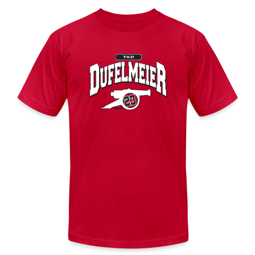 Tad Dufelmeier Cannon - Men's  Jersey T-Shirt