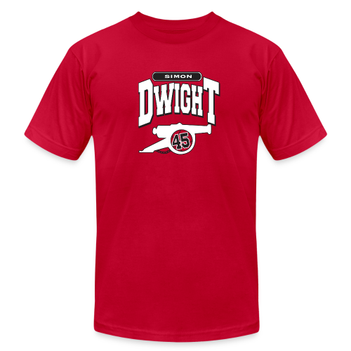 Simon Dwight Cannon - Men's Fine Jersey T-Shirt
