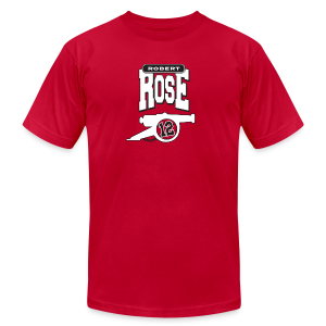 Robert Rose Cannon - Men's T-Shirt by American Apparel