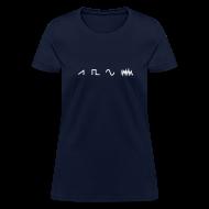 Women's T-Shirts ~ Women's T-Shirt ~ Waveform