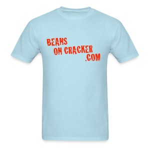 Beans on Cracker Men's T-Shirt - Men's T-Shirt