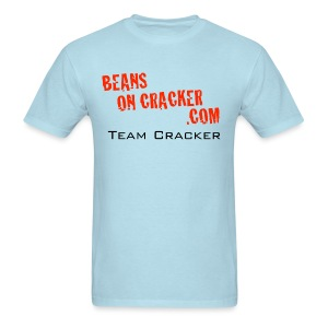 Team Cracker Men's T-Shirt - Men's T-Shirt