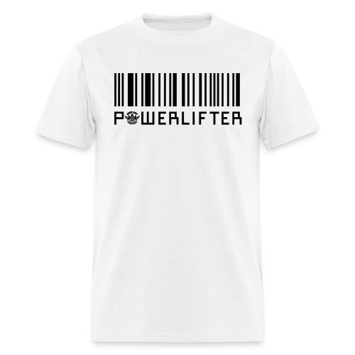 Powerlifter Code - Men's T-Shirt