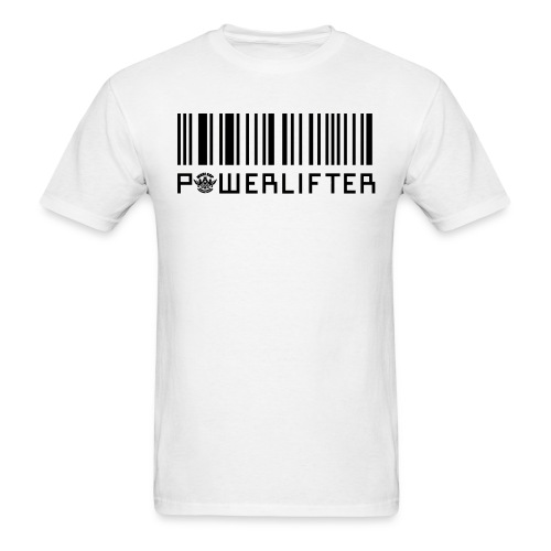Powerlifter Code - Men's T-Shirt