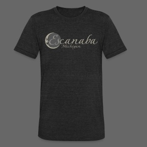 Escanaba, Mi - Unisex Tri-Blend T-Shirt