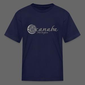 Escanaba, Mi - Kids' T-Shirt