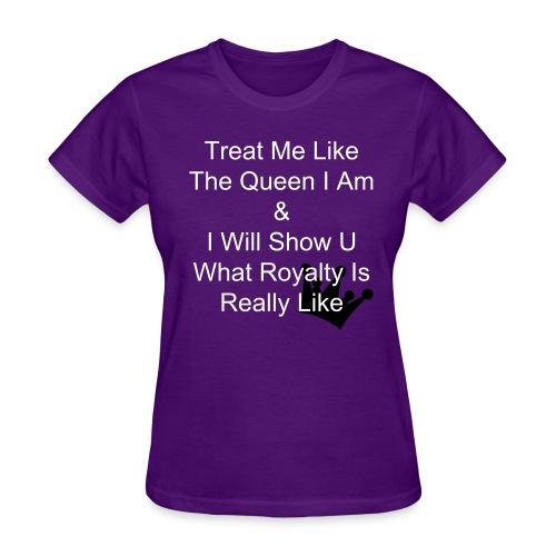 Royalty - Women's T-Shirt
