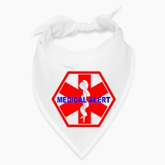 MEDICAL ALERT HEALTH IDENTIFICATION SIGN