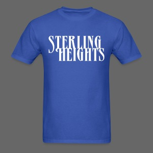 Sterling Heights, Mi - Men's T-Shirt