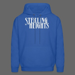 Sterling Heights, Mi - Men's Hoodie