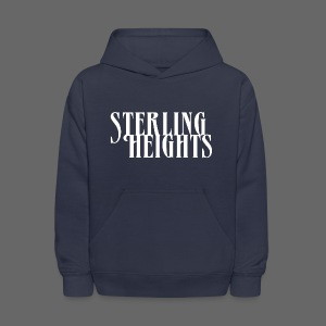 Sterling Heights, Mi - Kids' Hoodie