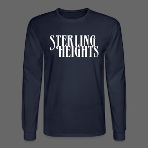 Sterling Heights, Mi - Men's Long Sleeve T-Shirt
