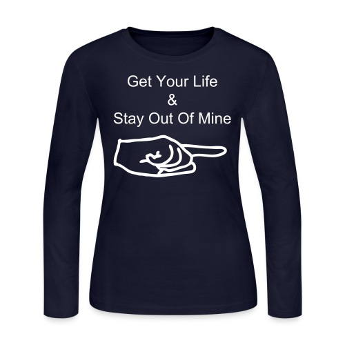 mylife - Women's Long Sleeve Jersey T-Shirt