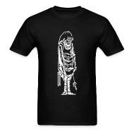 T-Shirts ~ Men's T-Shirt ~ Saint Llothis (White)