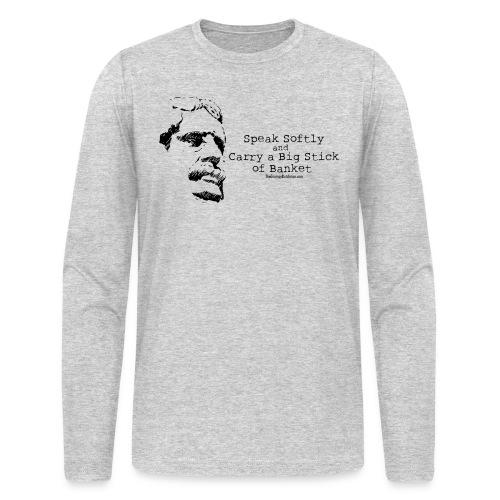 Big Stick - Men's Long Sleeve T-Shirt by Next Level