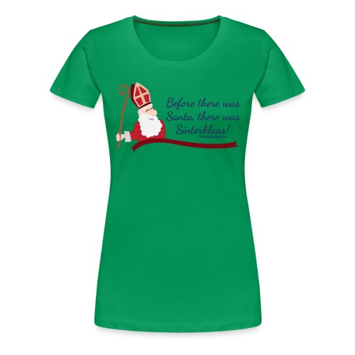 Before Santa - Women's Premium T-Shirt