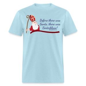 Before Santa - Men's T-Shirt